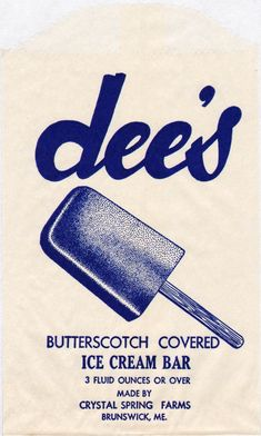 Creative Vintage, Ice, Cream, Illustration, and Bar image ideas & inspiration on Designspiration Vintage Logo, Vintage Graphic Design, Vintage Labels, Japanese Graphic Design, Vintage Posters, Vintage Type, Vintage Designs, Retro Packaging, Ice Cream Packaging
