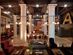 The Ace: ReInventing the urban hotel