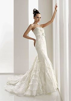 OliviaBridal Design Aire Barcelona 110 / Najera Price, Aire Barcelona Wedding Dresses Cheap For Sale