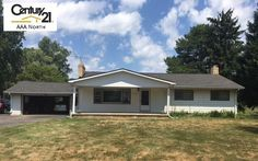 *5253 25 Mile, Shelby* Rare find! Country living in prime northern Shelby Twp. 4 bedrm walk-out ranch on 3 acres! Property includes 2 barns. Horse barn (44Wx40Dx20FT H) pole barn 30FTWx32FTDx18FTH) 12x11) door. Electricity in both. Storage shed. Original owner, solid house w updated roof. Spacious living room w large picture window & fireplace. Kitchen/dining area has scenic view of yard. walk-out finished basement w mini kitchen, full bath recreation room+ plenty of storage. Call…