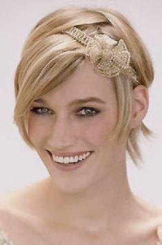 Novias también con pelo corto!!  #peluqueríaciudadreal #estilistasciudadreal