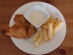 Jak vařím doma: Domácí FISH and CHIPS