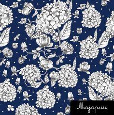 Hortensia Jersey, Blue