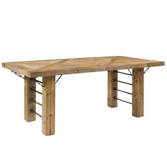Spesso Dining Table. $1,149.00, via Etsy.
