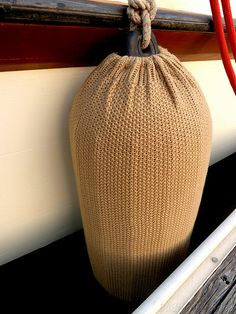 Sewing bolsters and fender covers for the boat - Cruiser Log World Cruising & Sailing Forums