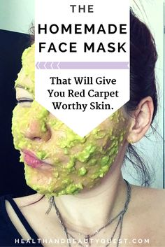 You don't have to spend big bucks on skin care that works. You can make your own face care mask at home, it's all natural and will give you radiant, rejuvenated, bright and moisturized skin. So many beauty benefits and only 5 minutes of prep! Click here to get the recipe for your all natural homemade face mask that works wonders for your skin!