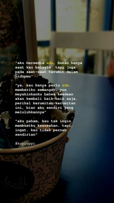 Heart Quotes, New Quotes, Mood Quotes, Daily Quotes, Reminder Quotes, Self Reminder, November Quotes, Cinta Quotes, Quotes Galau
