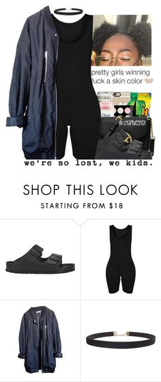 """One In A Million"" by queen-vanessa ❤ liked on Polyvore featuring Birkenstock, Urban Outfitters and Humble Chic"