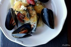 Riso, patate e cozze by Fico, via Flickr  Rice, potato and mules, only in Apulia