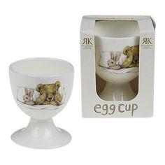 Teddy Time æggebæger i Gavekarton. #æg #æggebæger #påske #porcelæn #børn #spb #smagpåbordet