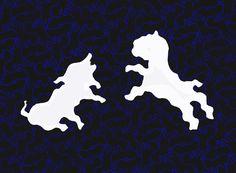 tessellation:#194 dogs      by Sakuramederu (Yasukiyo Yoshida)