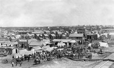 Early Days of Oklahoma City. Oklahoma Usa, Oklahoma Sooners, Travel Oklahoma, Taking Pictures, Paris Skyline, Dolores Park, Photo Galleries, Tours, History