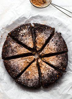 Chocolate cake #vegan #plantbased