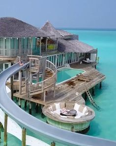 Explore the best resorts in the Maldives