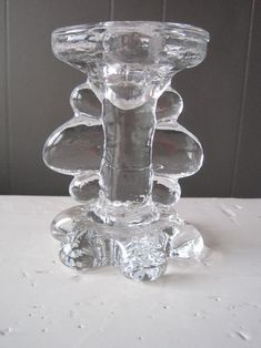Candles, Candle Holders, Vintage Candlesticks, Glass, Coupe Glass, Contemporary, Vintage, Tableware, Vintage Candles