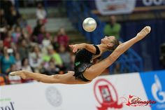 Aleksandra Soldatova (Russia) won the gold medal in all-around at World Cup (Espoo) 2016