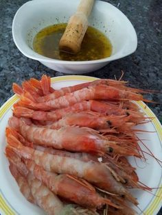 Seafood Recipes, Mexican Food Recipes, Tapas, Asian Street Food, How To Cook Fish, Happy Foods, Food Decoration, Le Chef, Canapes
