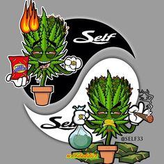 #w33daddict #StickersArt #StickersAddicts #CannabisStickers #Stickers #Logos #Cannabis #Marijuana #Hash #Hemp #Weed #Blunt #Joint #Amsterdam #CoffeShops #Reefer #Stoners #Smokers #Drugs #Pot #IWillMaryMary #iDabs #710 #420 #GorillaDabz #420Science #NugLife #PinUp #SkateBoarding #Skulls #Zombies #VynilDisorder #Self33 #HighHopesCreation