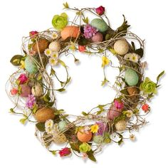 18 Garden Accents Easter Egg Wreath National Tree Company 18 Garden Accents Easter Egg Wreath National Tree Company Artificial Wreath National Tree Co. The post 18 Garden Accents Easter Egg Wreath National Tree Company appeared first on New Ideas. Twig Wreath, Floral Wreath, Door Wreaths, Burlap Wreath, Green Wreath, Berry Wreath, Ornament Wreath, Ornaments, Diy Ostern