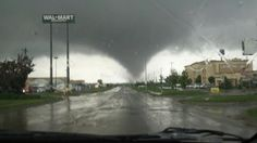 Tornado just south of York, NE earlier today.  Via Twitter @iWeyer
