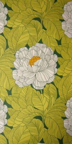 Vintage Wallpaper - Johnny Tapete