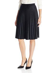 Calvin Klein Women's Pleated Skirt - http://darrenblogs.com/2015/12/calvin-klein-womens-pleated-skirt/