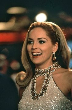 Sharon Stone a la Casino!