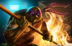 Donatello by pinkhavok on DeviantArt