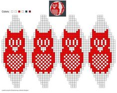 created using designer christmas knitting charts motif Knit Christmas Ornaments, Beaded Ornaments, Christmas Balls, Crochet Ball, Bead Crochet, Cross Stitch Patterns, Crochet Patterns, Fair Isle Chart, Christmas Knitting Patterns