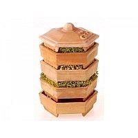 Sprouter Germogliatore terra di Siena  #vegan #vegetarian #recipe #foodblogger