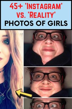 """Here Are 45+ """"Instagram"""" vs. """"Reality"""" Photos Of Girls That Are Hard To Believe Are Of The Same Person! Viral Trend, Strike A Pose, Girl Photos, Casual Outfits, Fashion Dresses, The Incredibles, Poses, Girls, Photography"""