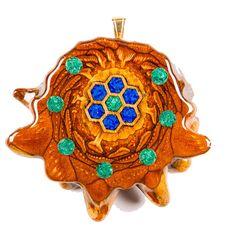 Cosmic Honeycomb Multi-Glow | Third Eye Pinecones
