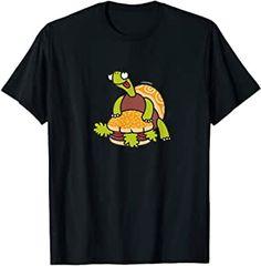 Lustiger Turtle Humping Burger T-Shirt Turtle, Mens Tops, Funny Turtle, Clothing, Turtles, Tortoise