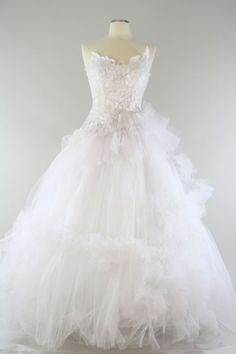 Robe de mariée Cancan - collection I Love You Max Chaoul