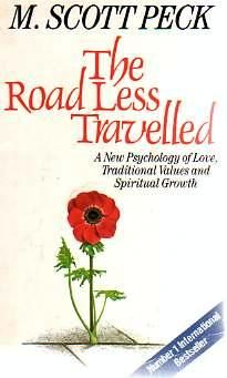 """and he was a friend of mine . . . I have a treasured signed copy from first printing - summer, Harvard, 70s. """"The Road Less Travelled"""" by M. Scott Peck"""