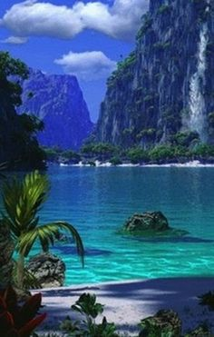 Maya Bay, Thailand - Click image to find more Travel Pinterest pins