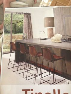 Keuken Barkruk: Retro keuken - i love my interior. Henriksdal bar stool. .