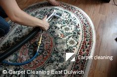 Rug Cleaning East Du
