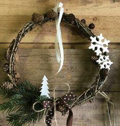 Julkrans av @lindadekorerar