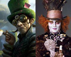 Veja as primeiras versões de 17 personagens do cinema - Superinteressante