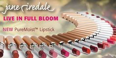Lip Service – PureMoist Lipsticks from jane iredale