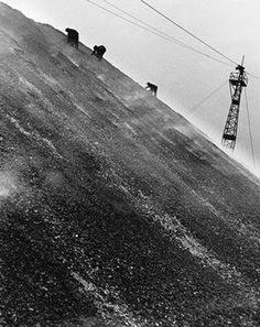 East Durham Coal-searchers, Bill Brandt, 1937, © Bill Brandt Archive Ltd.