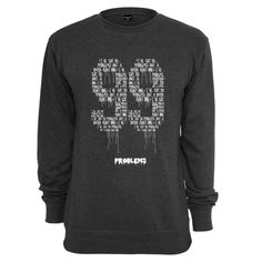 NinetyNine Crewneck Sweater #fashion #kleidung #sweater #style #99problems #streetwear http://www.rudestylz.de/nintey-nine-crewneck.htm