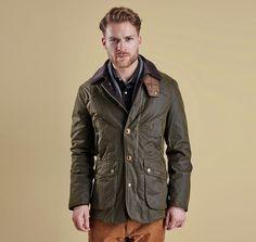 Barbour Cullen Wax Jacket | Barbour Lifestyle | Mens | Barbour