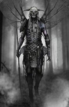 Monster Concept Art, Monster Art, Dark Fantasy Art, Fantasy Artwork, Thor, Elf Art, Behind Blue Eyes, The Ancient Magus, Concept Art World