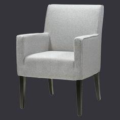 moderne witte stoelen met armleuning - Google zoeken