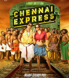 Chennai Express : Movie Review