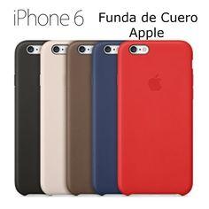 Funda Iphone 6 Apple Cuero Original - Precio: $650.00