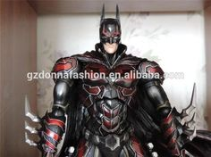 Gzdonnafashion Wholesale Play Arts Kai Batman Limited Edition Red PVC Action Figure, View Action Figure, donnatoyfirm Product Details from Guangzhou Donna Fashion Accessory Co., Ltd. on Alibaba.com Red Batman, Cartoon Toys, Guangzhou, Kai, Action Figures, Fashion Accessories, Superhero, Model, Armors