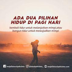 Assalamualaikum, pejuang subuh . . Follow @cintadakwahid Follow @cintadakwahid  #cintadakwah #dakwah